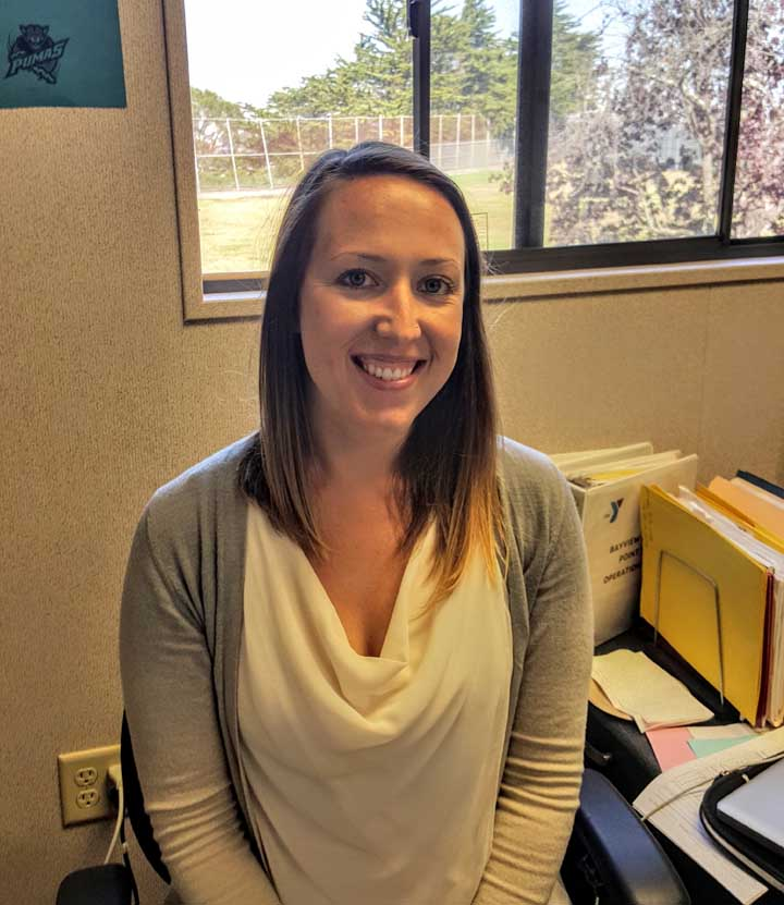 Sarah Ballard-Hanson, Vice President