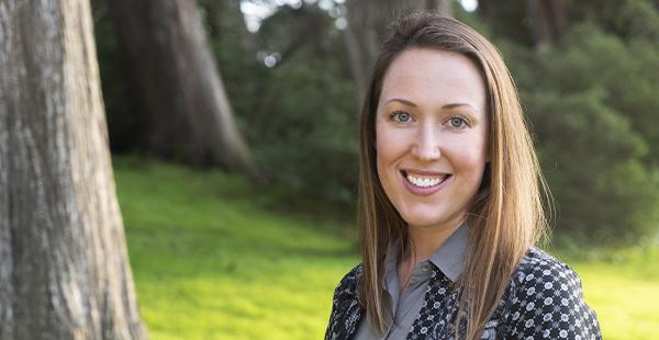 New PPS-SF Board President Sarah Ballard-Hanson
