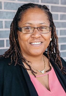 Mrs. Chetekia Morris, founder of I AM WILL.