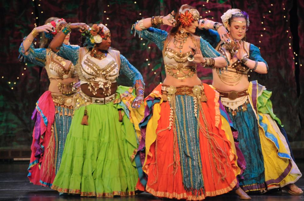 The Lotus Dancers