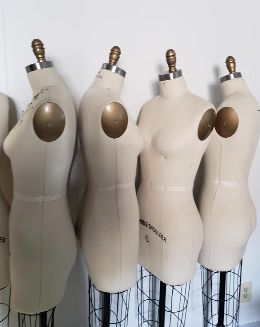 Fashion Draping & Pattern Making Workshop: Full Scale
