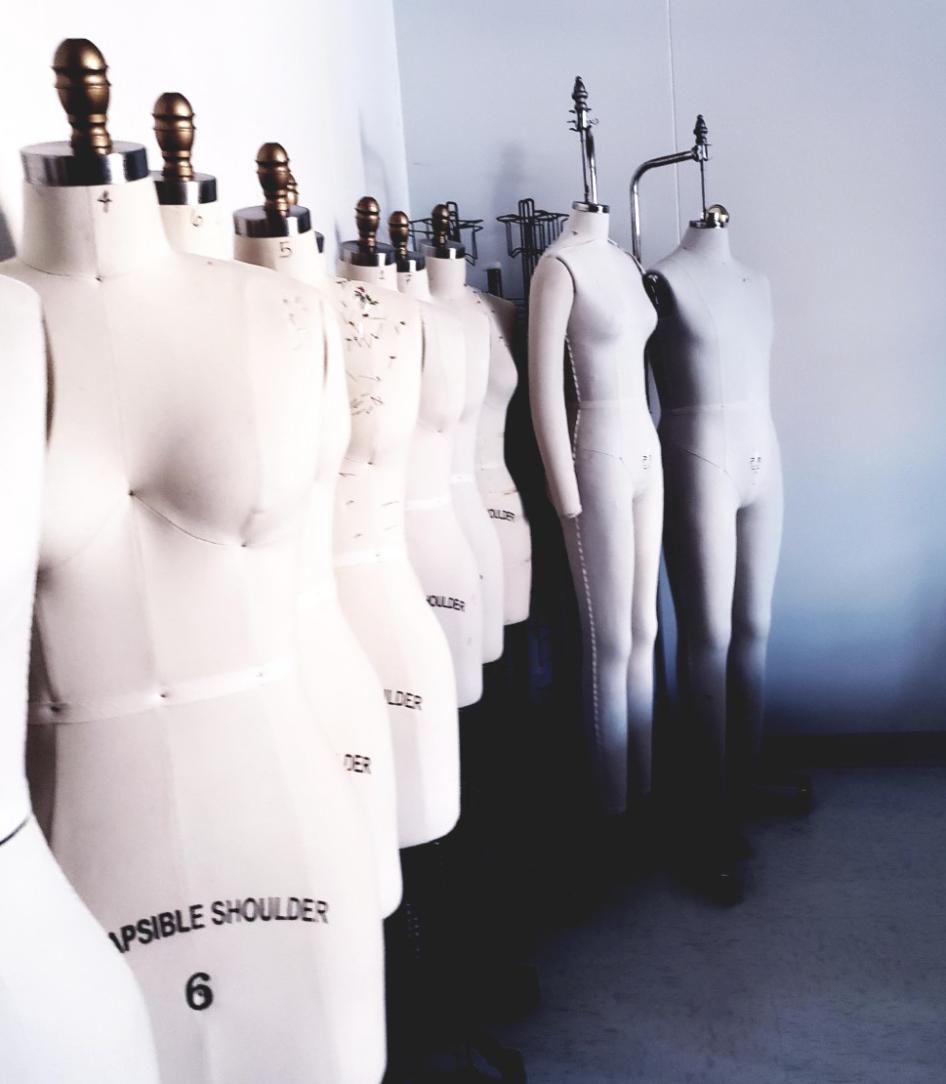 Vintage Couture Dressmaking