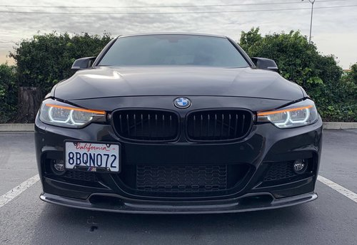 Dtm 3 4 Lci Style Angel Eyes For F30 F31 Equipped With Halogen