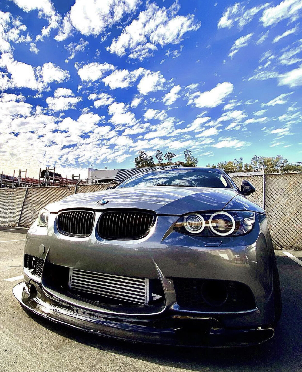 V3 Round Angel Eyes For Bmw 1 Series 3 Series E90 E92 E93 E82 Others Choose From Switchback White Or Rgbw Color Shifting Bavgruppe Designs