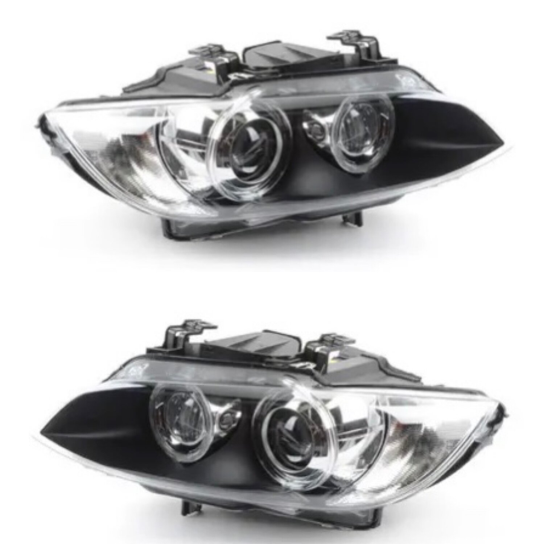 BMW E92/E93 Pre-LCI Xenon Headlight Pair - Non AHL! Free Shipping to the  Continental US!