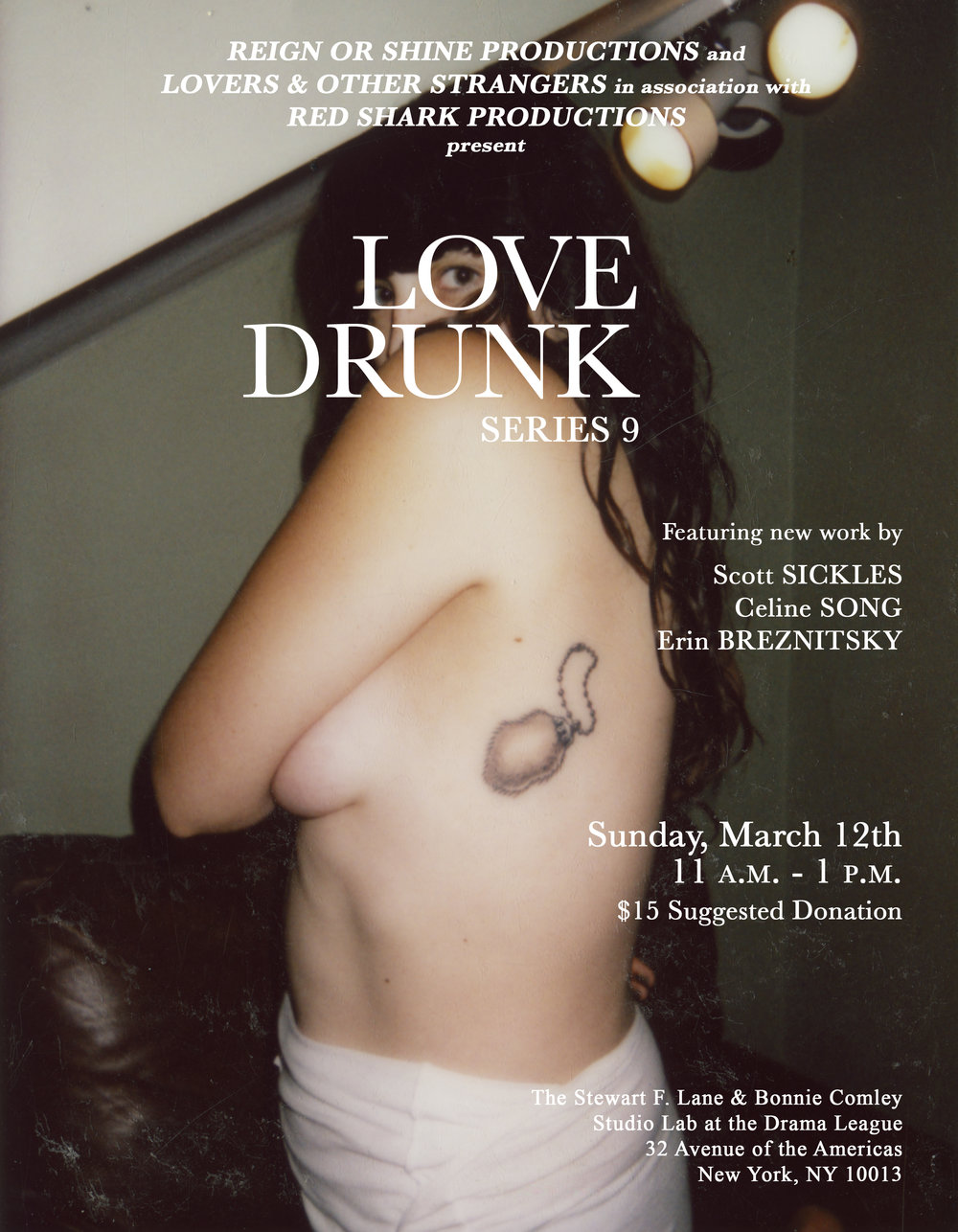 Love Drunk Series 9
