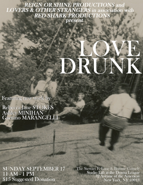 Love Drunk Series 12