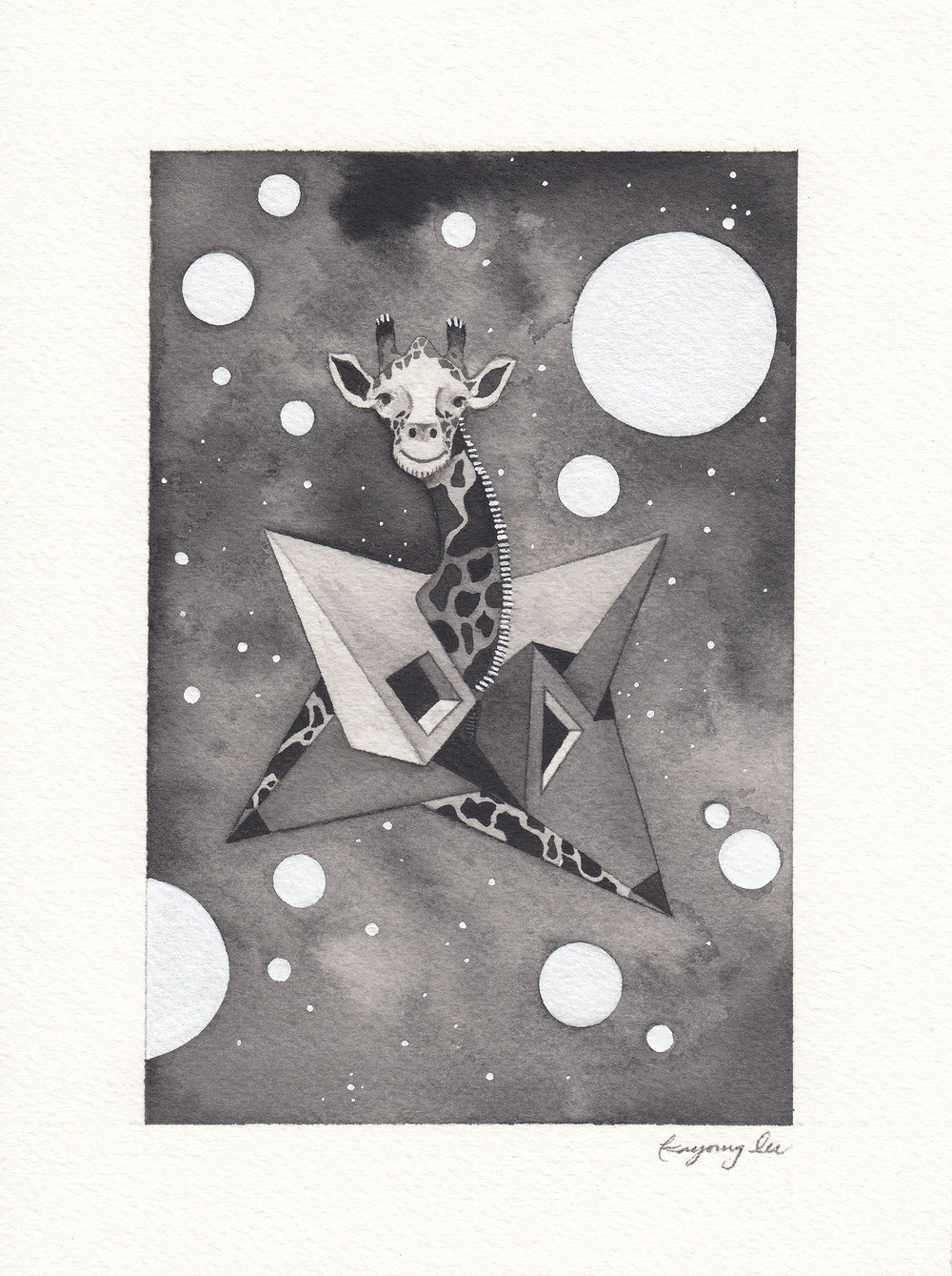 Wish Upon a Giraffe