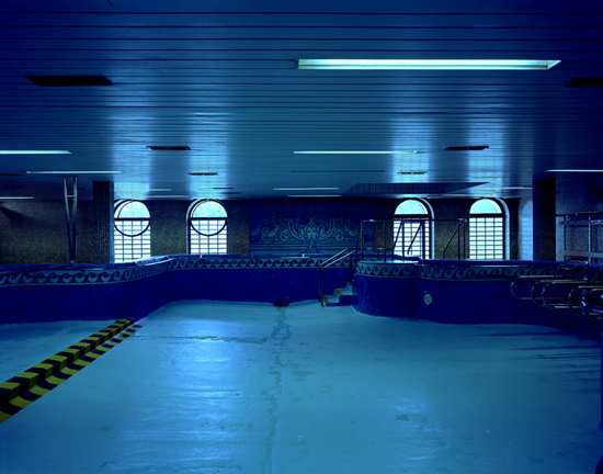 Untitled (Empty Pool)
