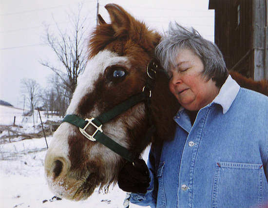 Mom's New Horse, 2003