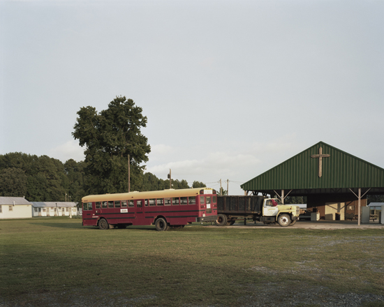 Camp Somerset, near Westover, Somerset County, Maryland, 2009 | Dana Mueller