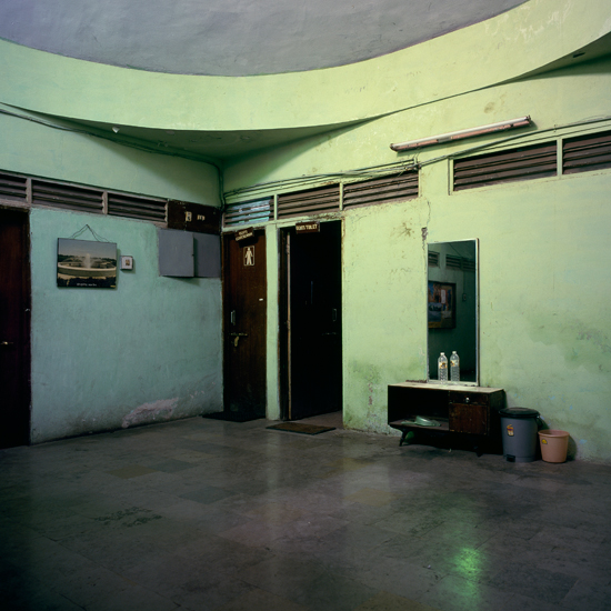 Youth Hostel, Aurangabad, India. 2007