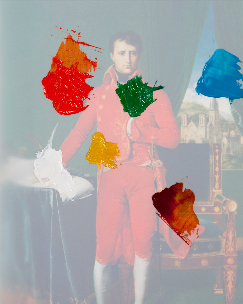 Colors of Napoleon