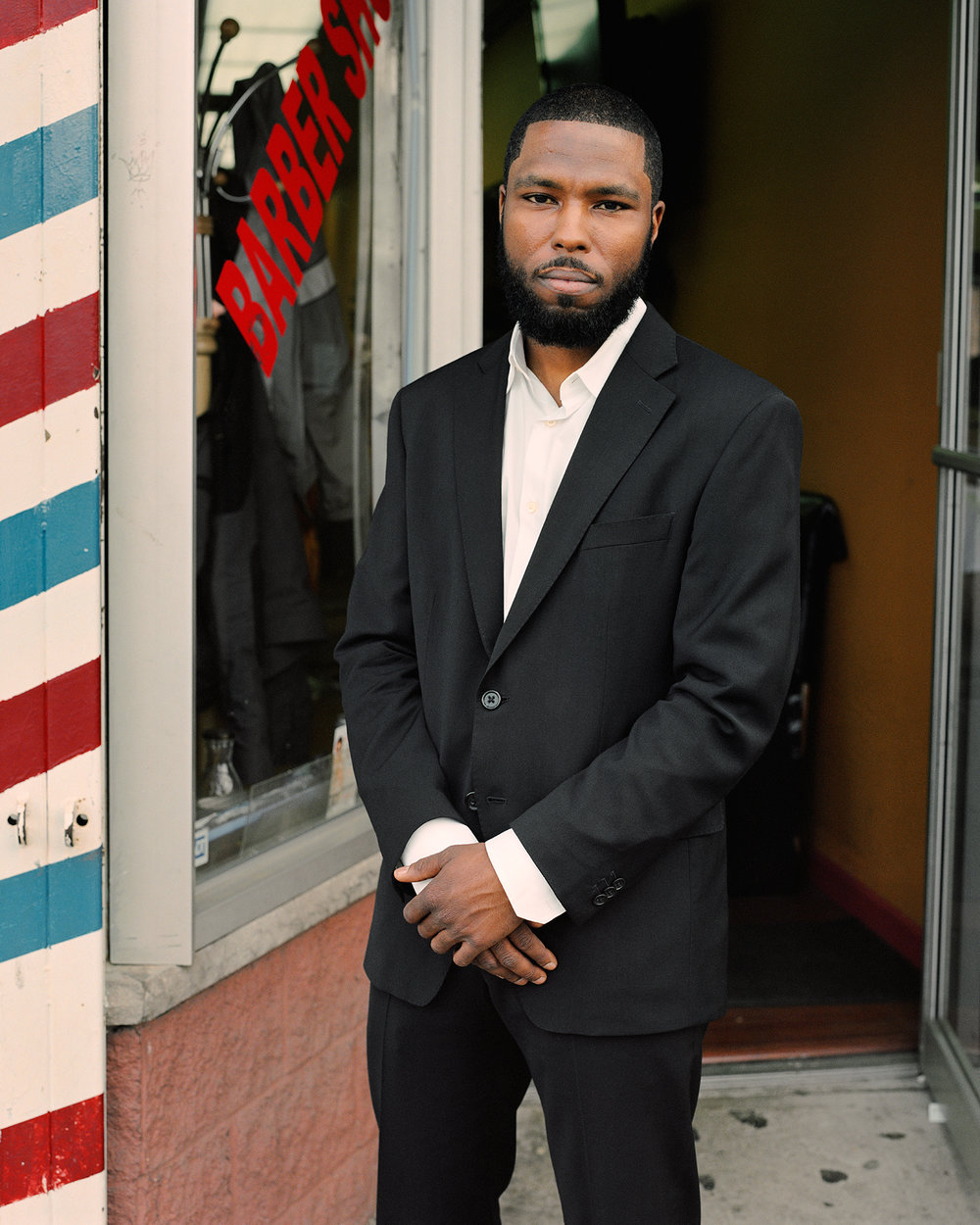 Michael, Straight Street, Paterson, NJ, 2011