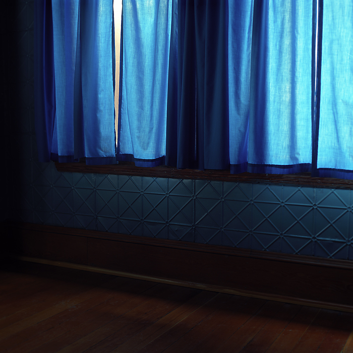 Curtain, from the series The Idea of North