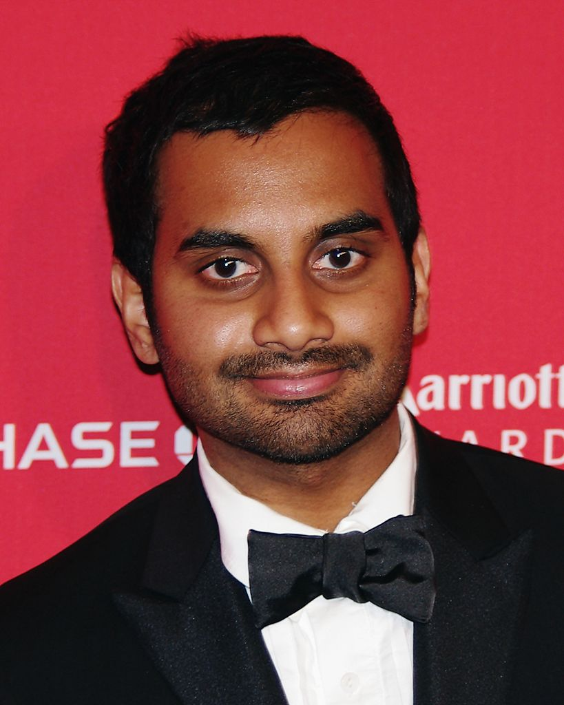 """Parks and Rec""- Tom Haverford; Real Life- Aziz Ansari"
