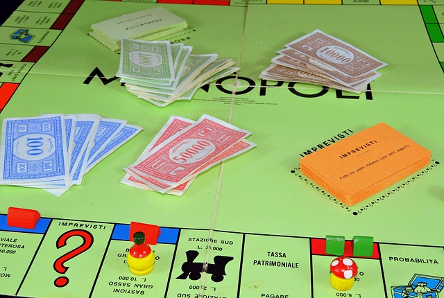 """Some classmates of mine call their loan money """"Monopoly Money."""" It's a fitting term!"""