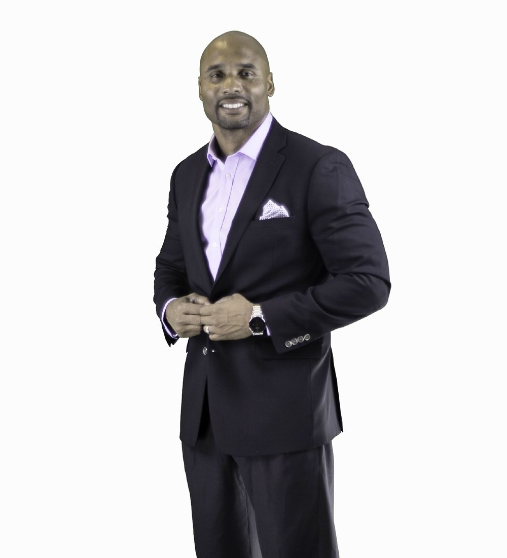 From the NFL Grid-Iron to businesses across the country and world, Donovin Darius brings his passion, his delivery style and high performance expertise to help organizations achieve their goals of going to the next level.