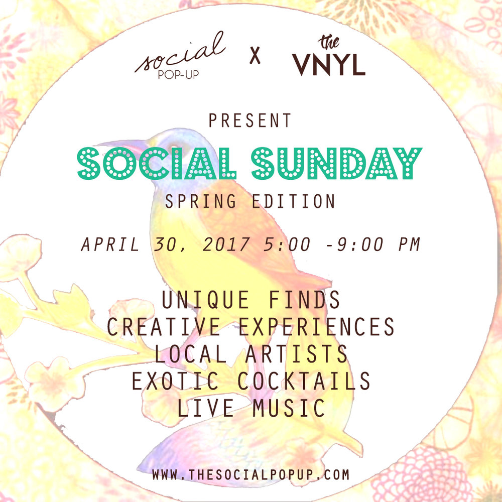 Social Pop UP New York City