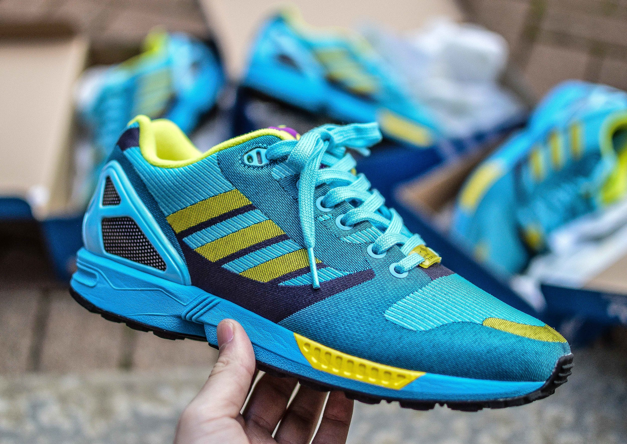 a442690aa The whole  Flux  technology from Adidas has been the talk of the town for a  good while now