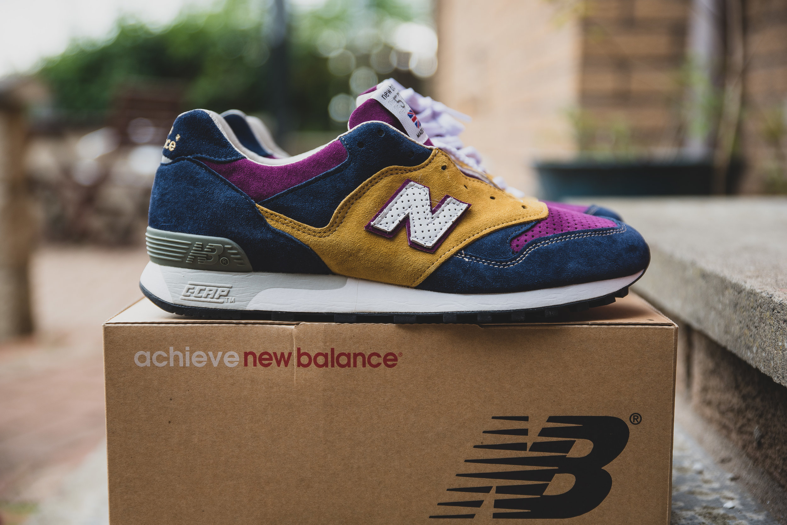 huge discount 125dd 34048 New Balance x hanon shop samples — Thomas Lindie