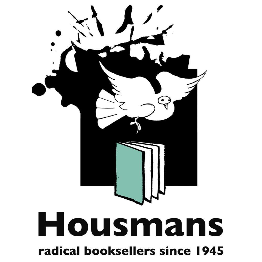Housmans Radical Bookshop, Kings Cross