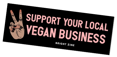 Support Vegan Business Stickers | Bright Zine.jpg