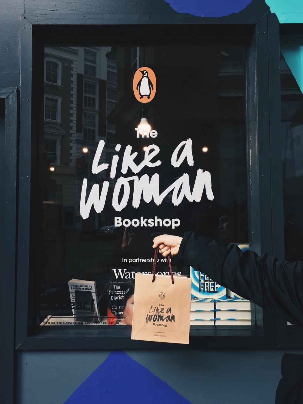 Like A Woman Bookshop | Bright Zine-1.JPG