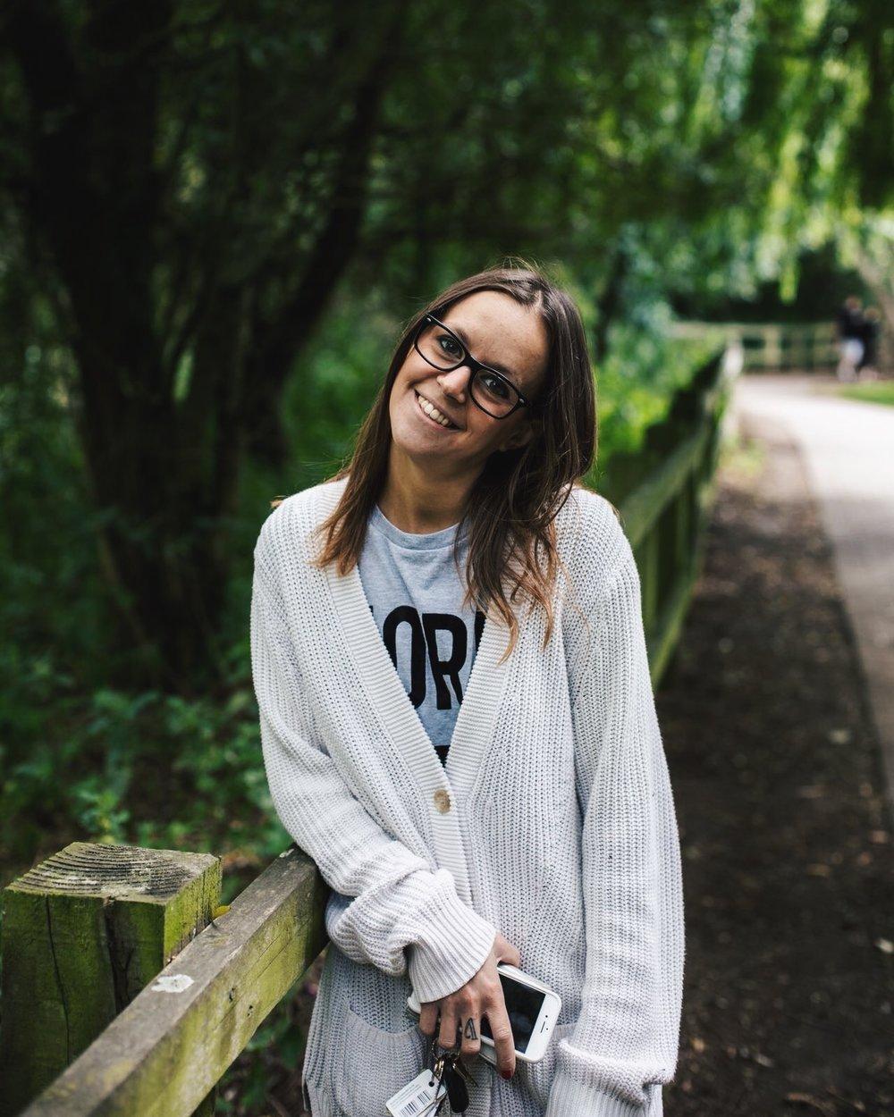 Sara Mittersteiner | Vegan Queen | Bright Zine.JPG