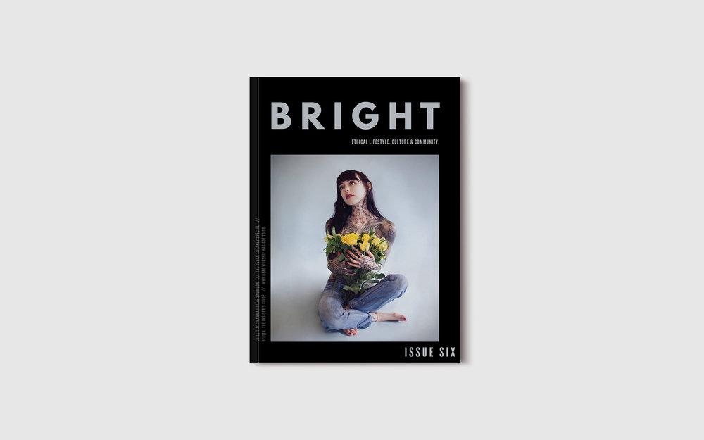 BRIGHT ZINE Issue Six cover Hannah Pixie Snowdon.jpg