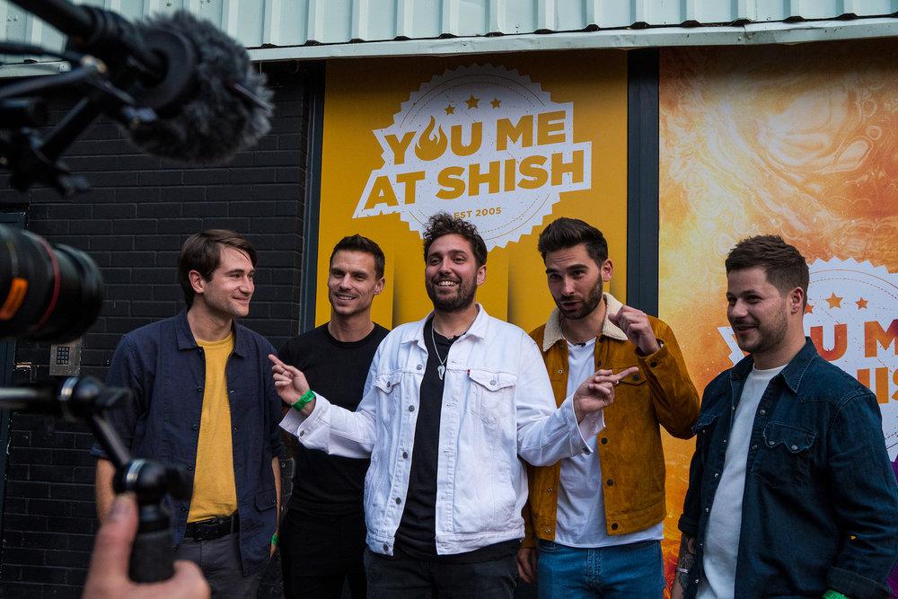 You Me At Six - Vegan Shish Kebab Pop Up   Temple of Seitan   Bright Zine-1.jpg