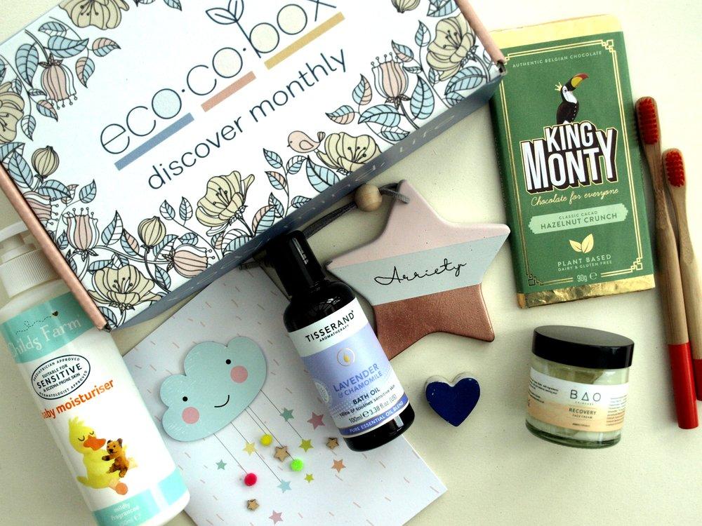 Bright Zine | Mother's Day | Ecocobox.JPG