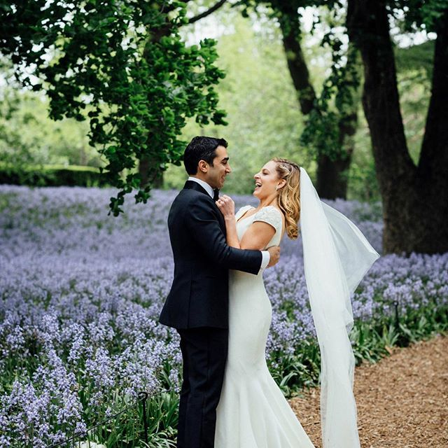 There's nothing more #romantic, than laughing with the one who holds your heart in a field of #bluebells (📷 by @joshgoleman). . . . . #2017Weddings #bride #bridetobe #wedding #weddings #bridal #weddinginspiration #weddingstyle #girlboss #weddingplanner #nycweddingplanner #nyweddingplanner #nycweddings #nyweddings #destinationwedding #engaged #ido #bridetobe #groom #TBLphotostar4 #skippingintospring