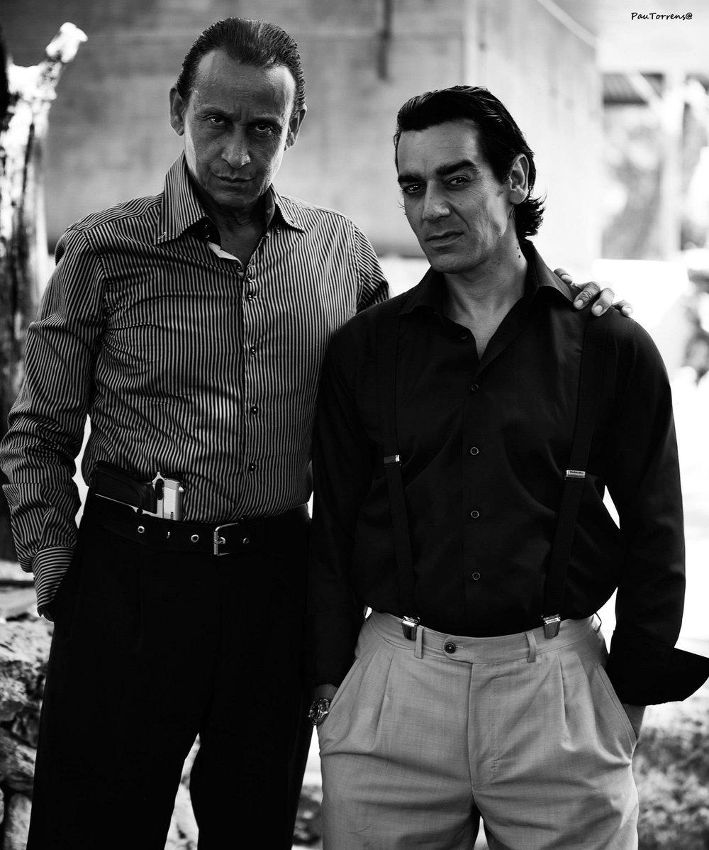 Mediterranean Blue - Juan Fernández with Nando Torres