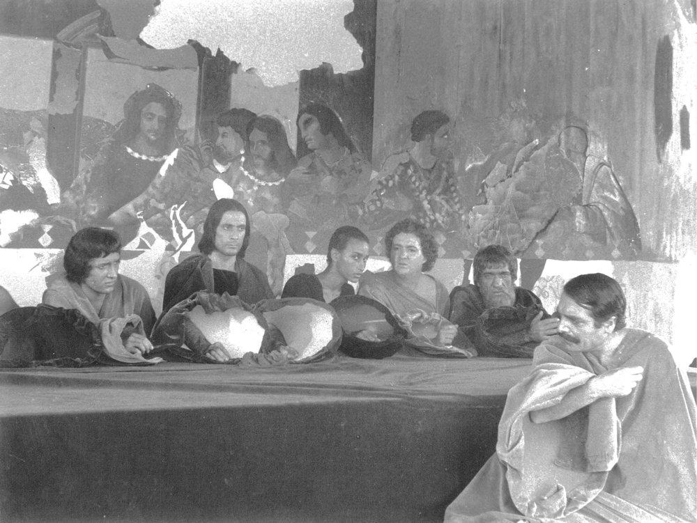 Salomé - Juan Fernández directed by Carmelo Bene