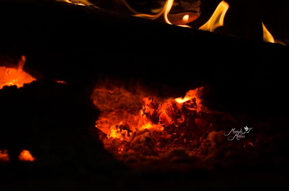 365mk2017, Radiate, Fire cave