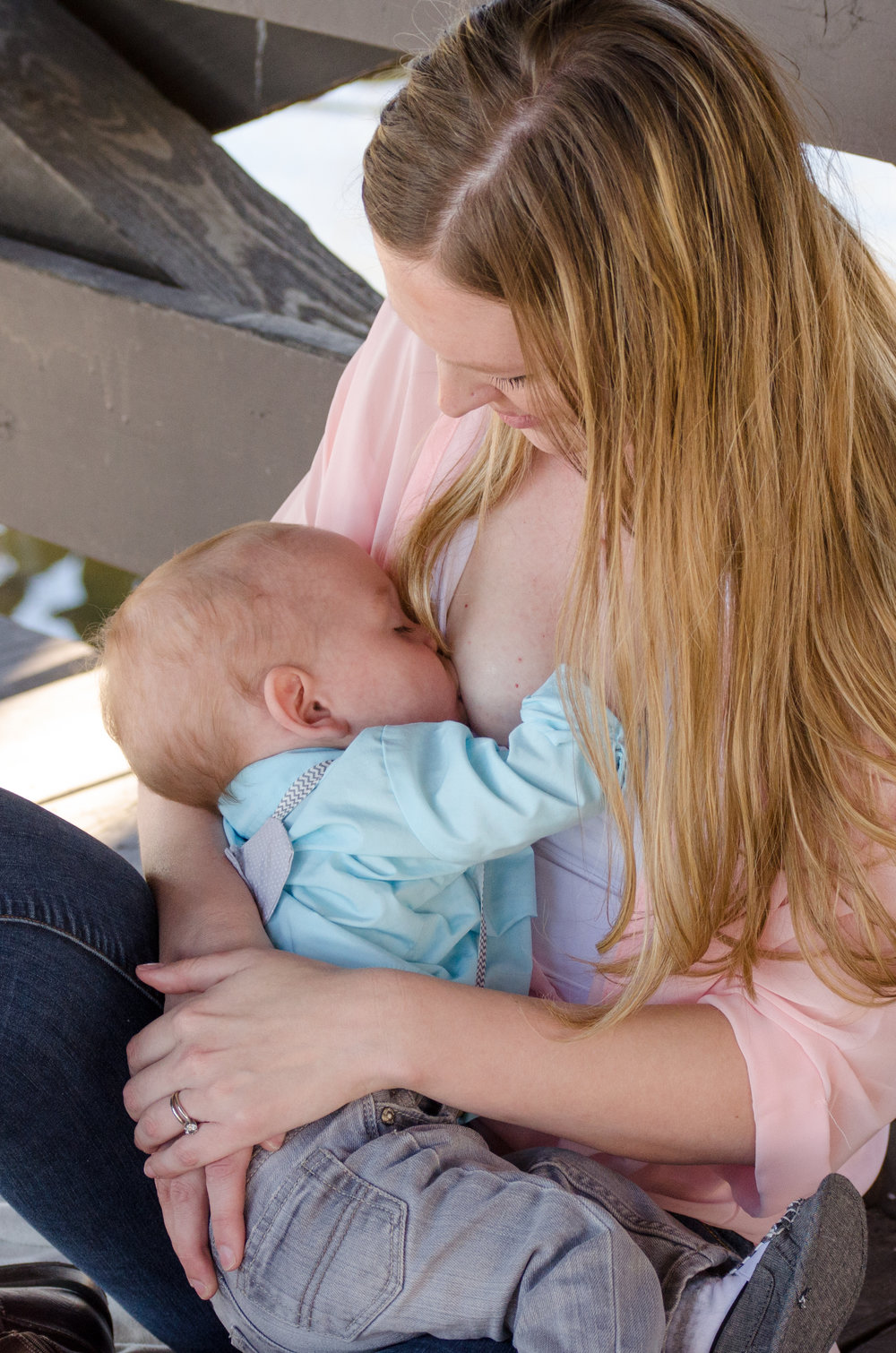 Breastfeed youth, normalize, mommy snuggles