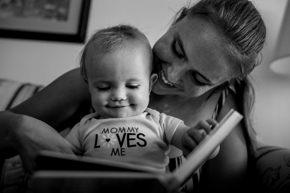 lifestyle, mommy and me, read, books