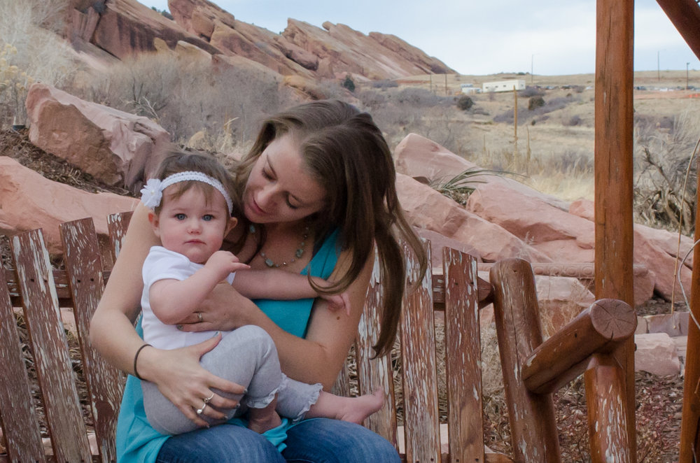happy denver family, outdoor photography