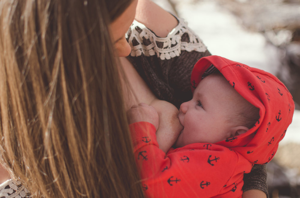 Colorado Springs breastfeeding photographer, Love, perfect moments