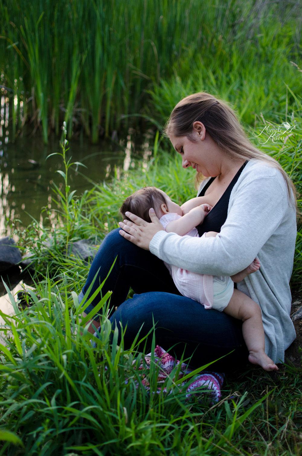 breastfeeding in nature, nursing in public, normalize breastfeeding