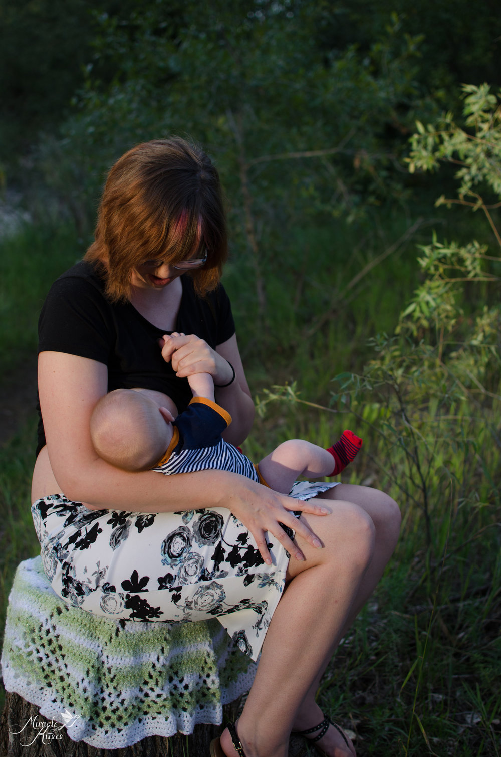 breastfeeding goals, nurture children, 31 days 31 stories