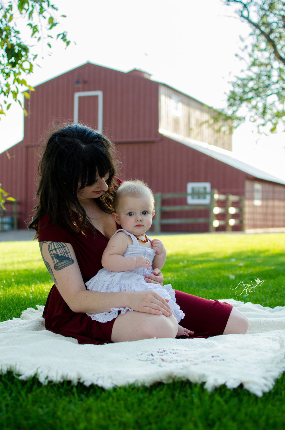 mother daughter photo, lakewood story, play outdoors
