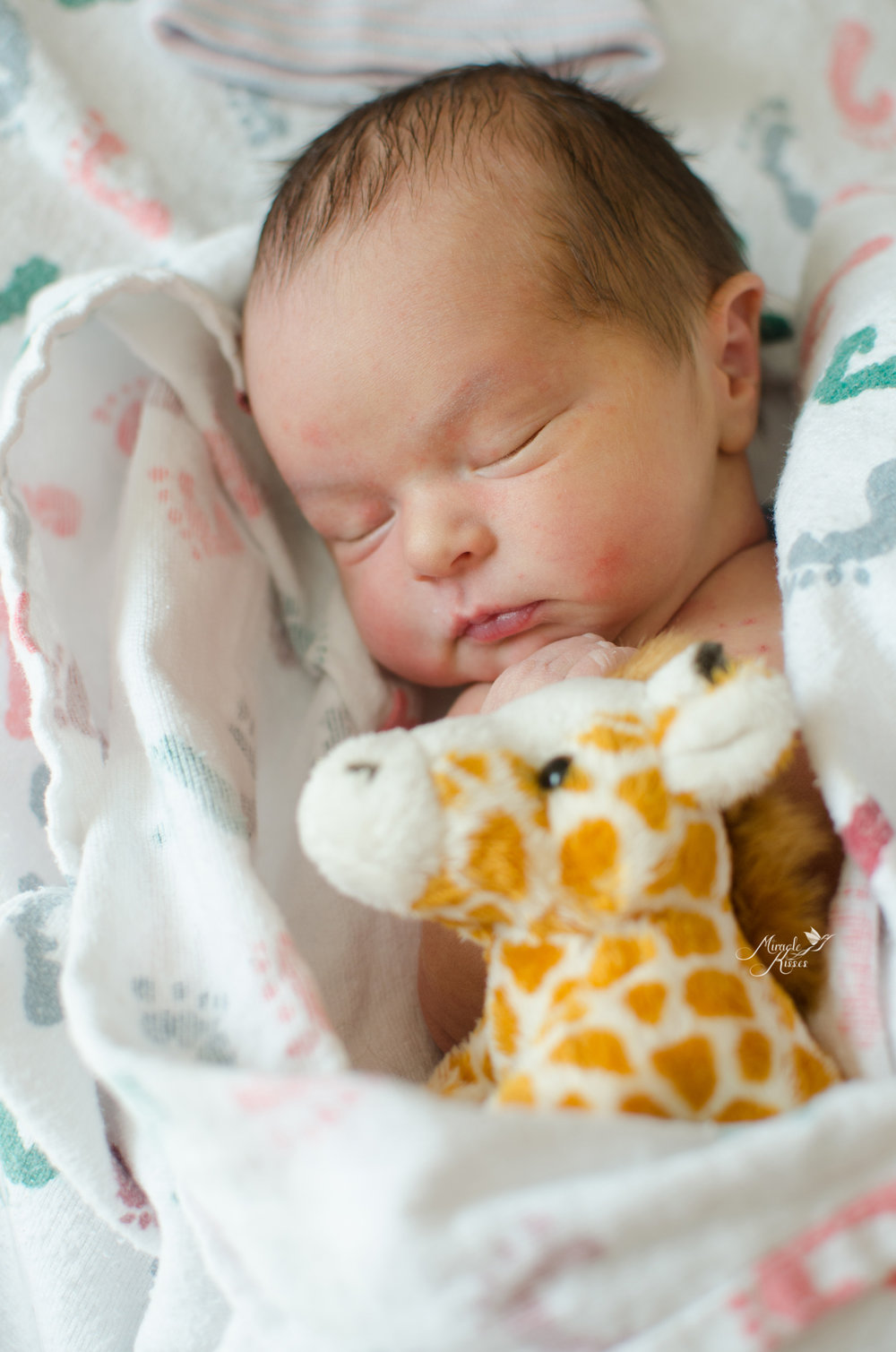 newborn photography in hospital, fresh 48 session, sentimental photos