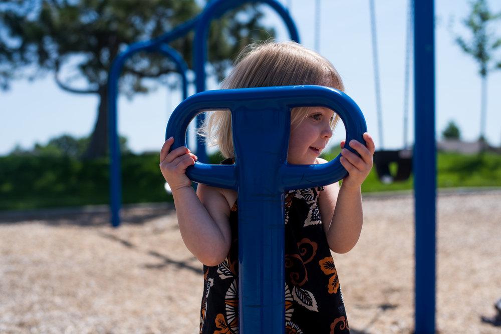 peekaboo, park date, the playground diaries