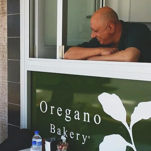 Oregano Bakery wouldn't be here without you. Thank you for the gift of scrolls and for putting smiles on so many faces. Happy Father's Day!