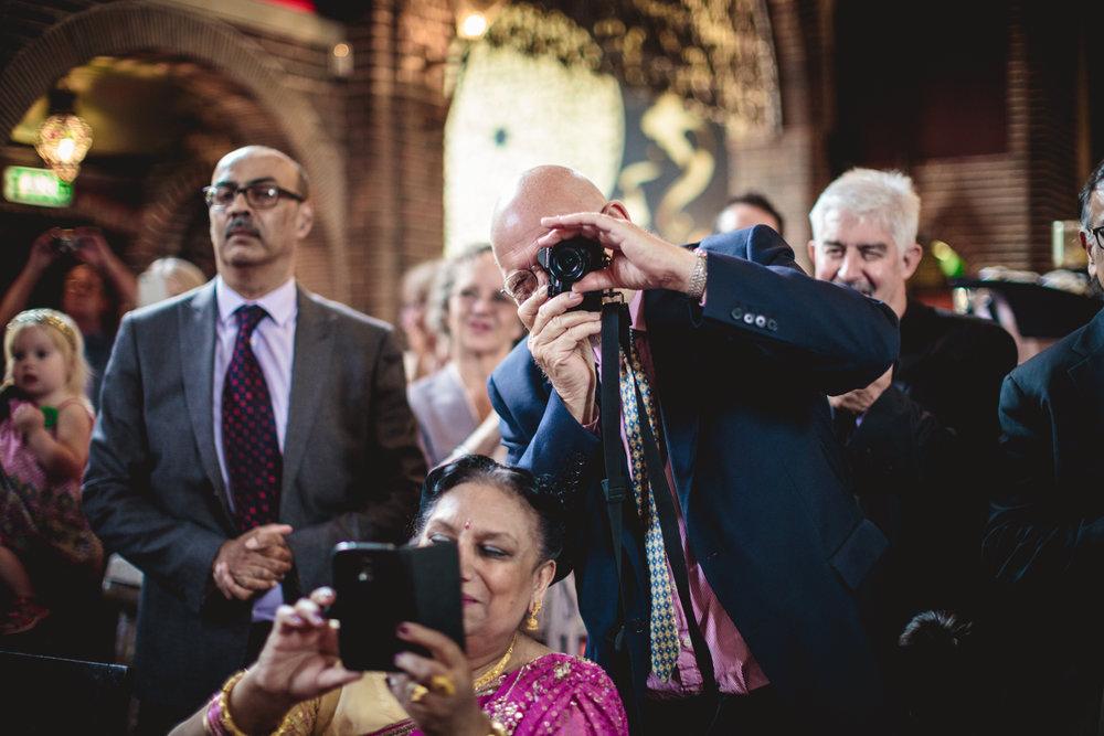 Should I have an unplugged wedding | Fun Birmingham Wedding Photographer