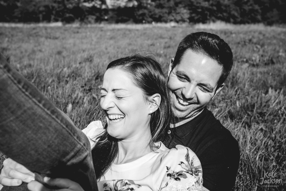 Fun and Relaxed pre wedding photos in Birmingham