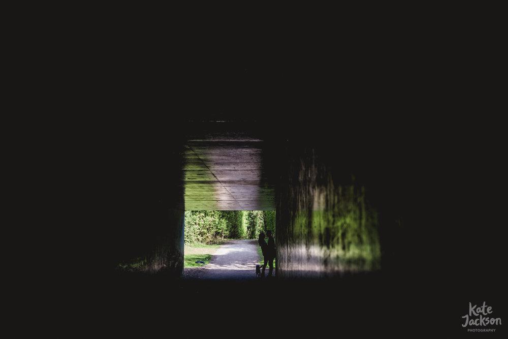 Silhoutte - Alternative Pre Wedding Photography
