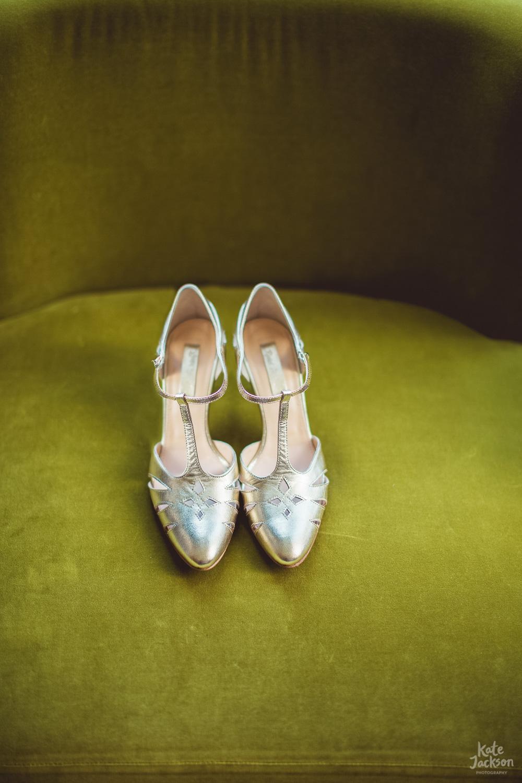 Rachel Simpson Alternative Wedding Shoes
